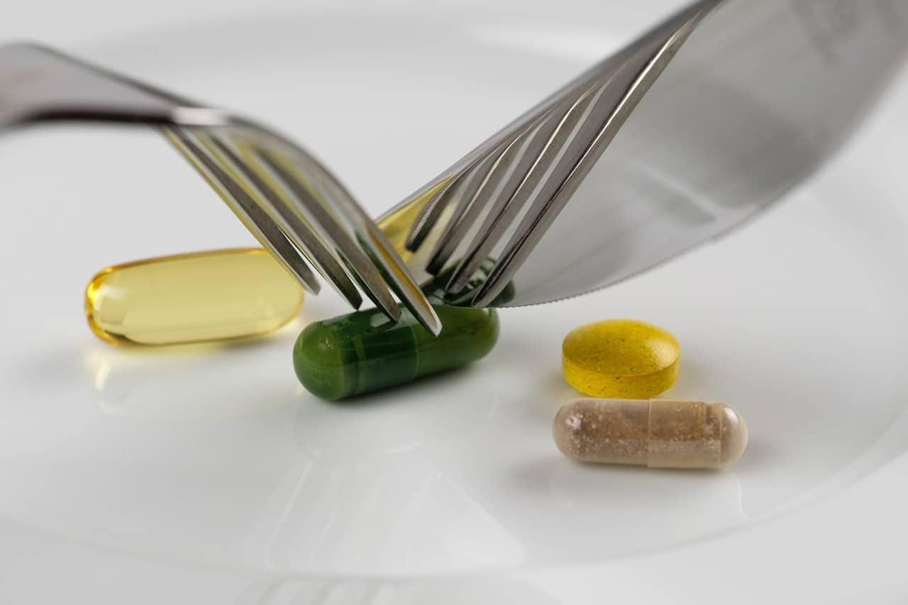 types de supplément alimentaire