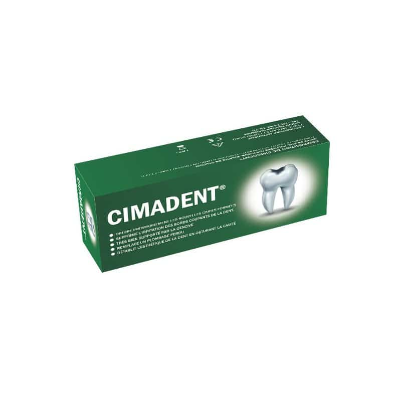 pansement dentaire pharmacie