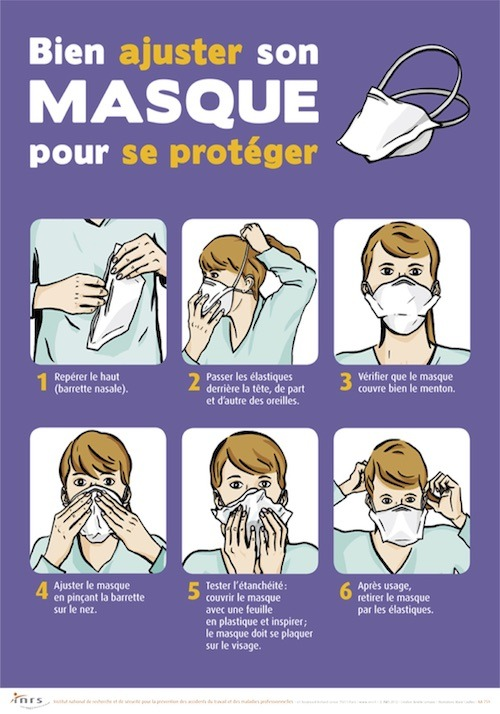 masque alternatif
